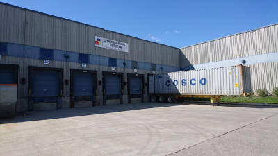 Superior Warehousing Distribution Logistics Calgary